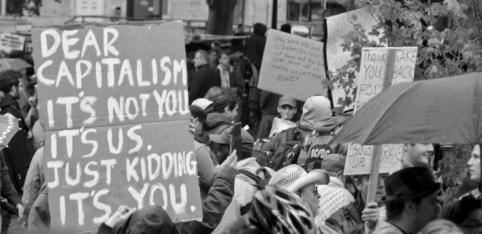 After capitalism, what comes next? For a start, ethics