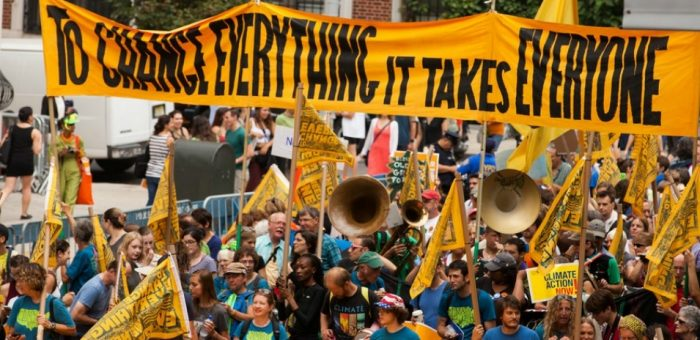 Climate Action Upsurge The Ethnography of Climate Movement Politics