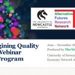 Re-imagining Quality of Life Webinar Series Program (June-Nov 2021)