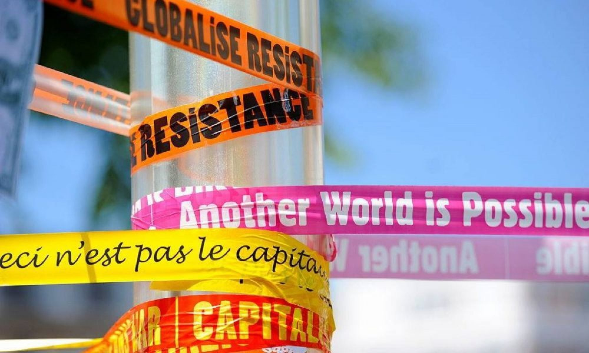Alternative Capitalisms vs. Alternatives to Capitalism
